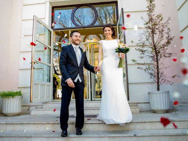 La boda de Alberto y Isabel en Madrid, Madrid 7