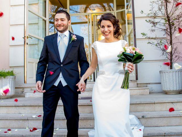 La boda de Alberto y Isabel en Madrid, Madrid 8