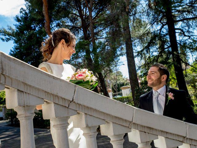 La boda de Alberto y Isabel en Madrid, Madrid 11