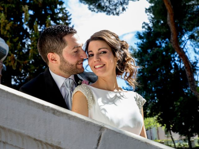 La boda de Alberto y Isabel en Madrid, Madrid 12