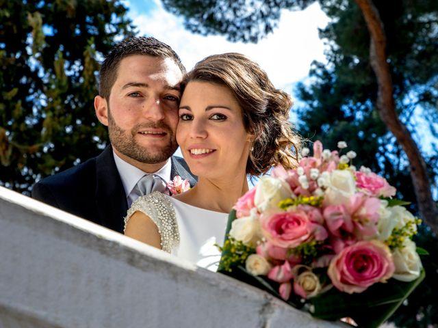 La boda de Alberto y Isabel en Madrid, Madrid 13