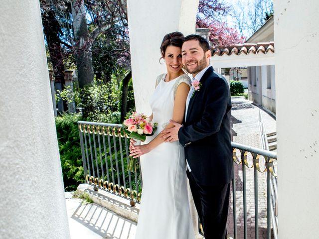 La boda de Alberto y Isabel en Madrid, Madrid 14