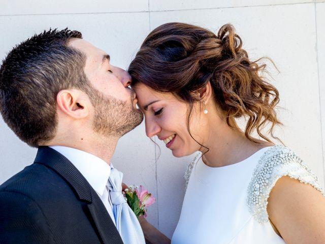 La boda de Alberto y Isabel en Madrid, Madrid 15