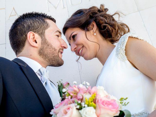 La boda de Alberto y Isabel en Madrid, Madrid 16