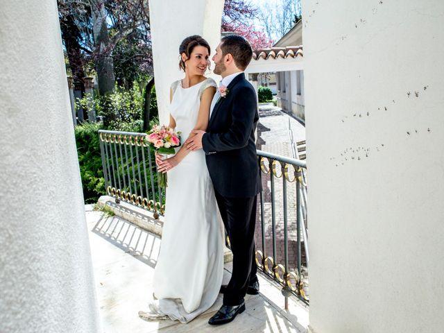 La boda de Alberto y Isabel en Madrid, Madrid 18