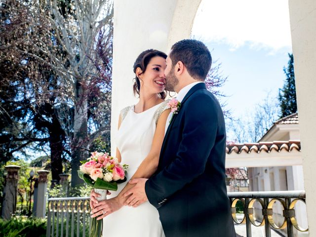 La boda de Alberto y Isabel en Madrid, Madrid 19