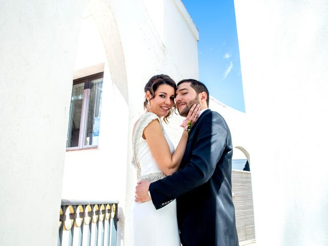 La boda de Alberto y Isabel en Madrid, Madrid 21