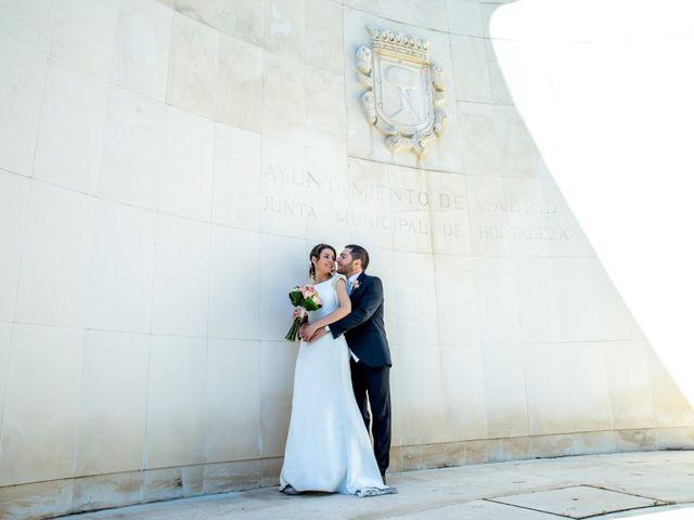 La boda de Alberto y Isabel en Madrid, Madrid 22
