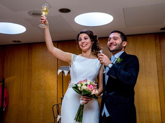 La boda de Alberto y Isabel en Madrid, Madrid 27