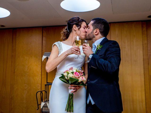 La boda de Alberto y Isabel en Madrid, Madrid 28