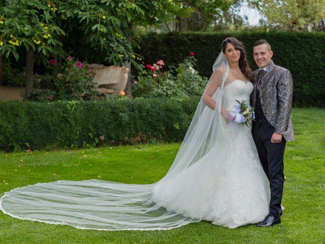 La boda de Mario y Amaya en Yunclillos, Toledo 5
