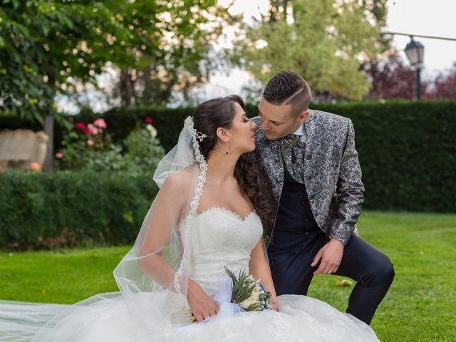 La boda de Amaya y Mario