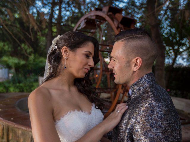 La boda de Mario y Amaya en Yunclillos, Toledo 7