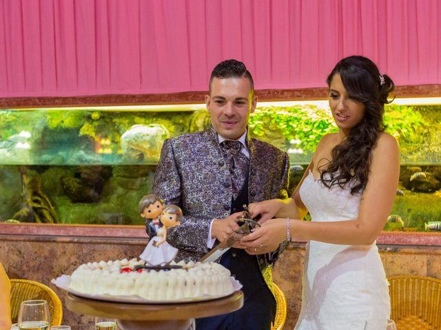 La boda de Mario y Amaya en Yunclillos, Toledo 10