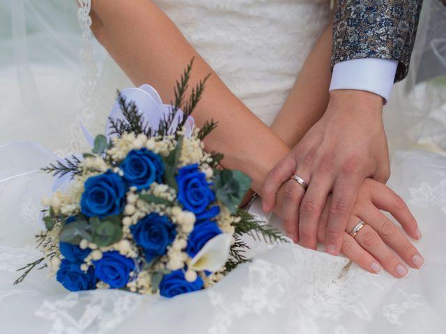 La boda de Mario y Amaya en Yunclillos, Toledo 6