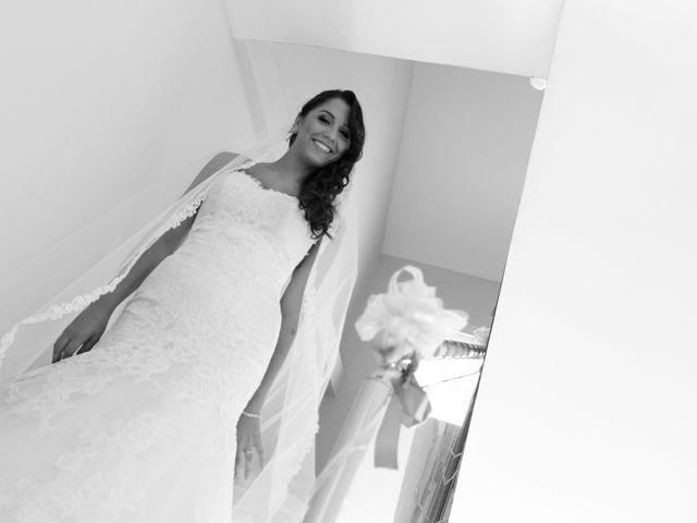 La boda de Mario y Amaya en Yunclillos, Toledo 12