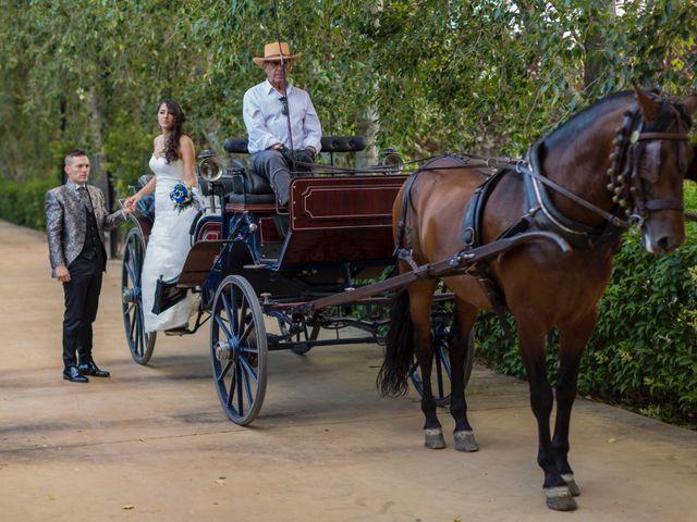 La boda de Mario y Amaya en Yunclillos, Toledo 13