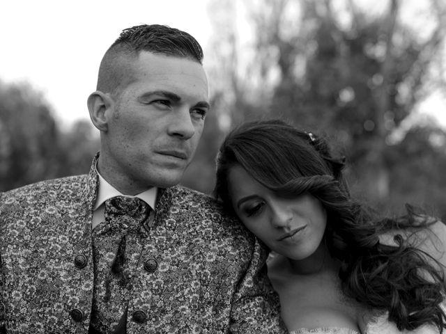 La boda de Mario y Amaya en Yunclillos, Toledo 14