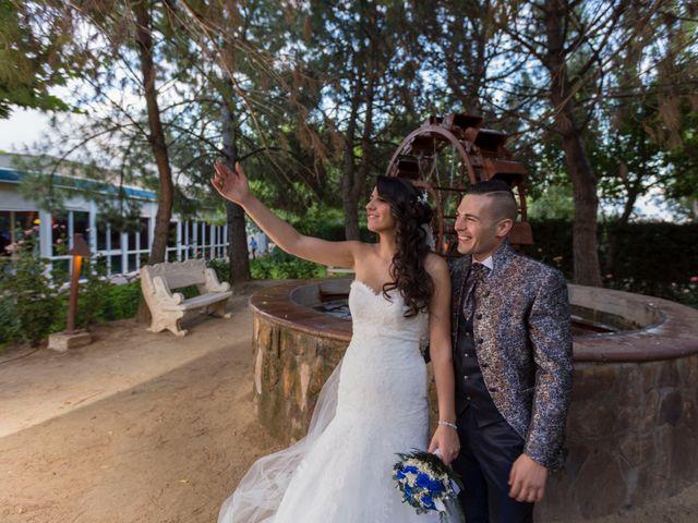 La boda de Mario y Amaya en Yunclillos, Toledo 15