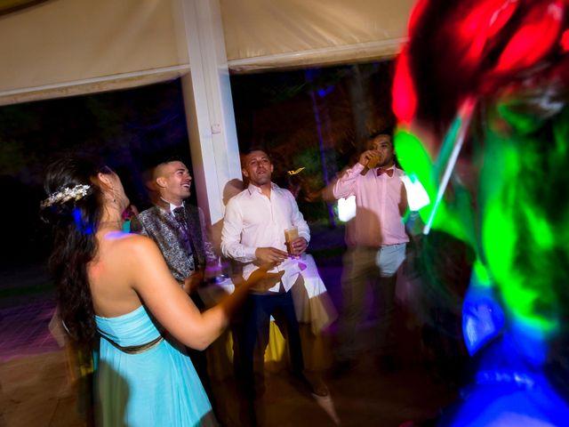 La boda de Mario y Amaya en Yunclillos, Toledo 18