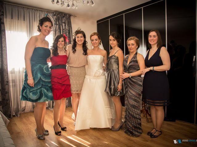 La boda de Luis Fernando y Beatriz en Salamanca, Salamanca 2