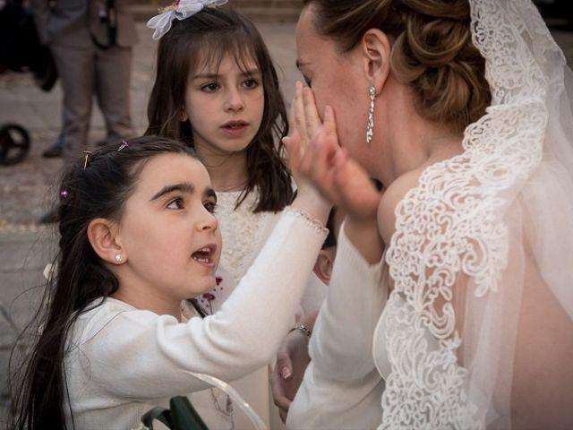 La boda de Luis Fernando y Beatriz en Salamanca, Salamanca 6
