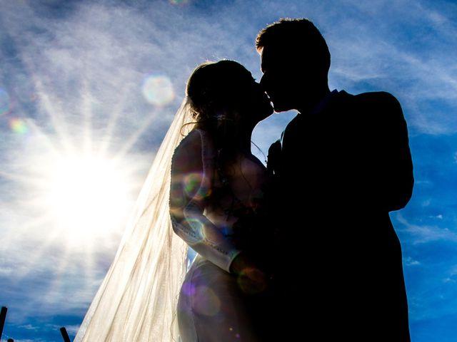 La boda de Cristina y Jaime