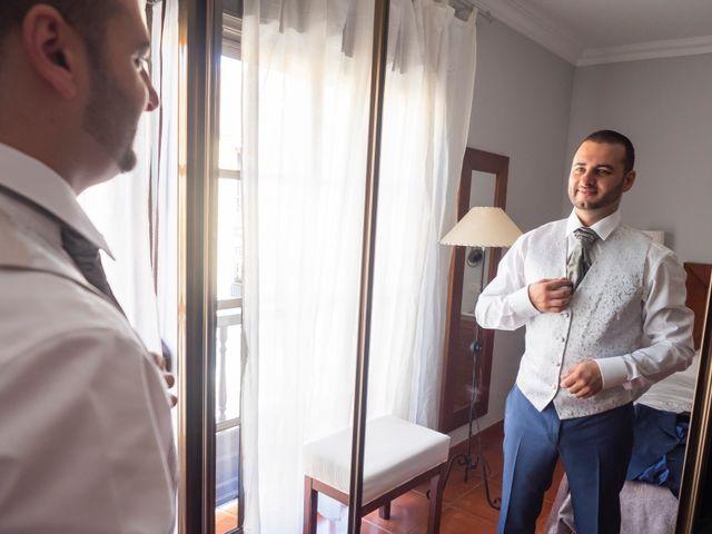 La boda de Cristi y Samuel en San Cristóbal de La Laguna, Santa Cruz de Tenerife 2