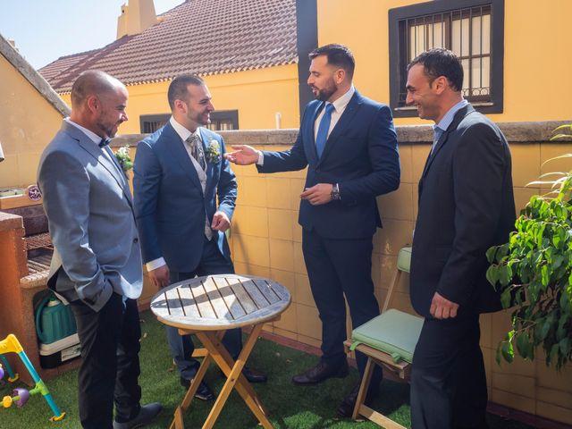 La boda de Cristi y Samuel en San Cristóbal de La Laguna, Santa Cruz de Tenerife 4
