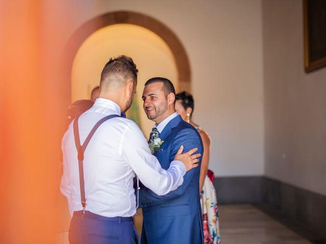 La boda de Cristi y Samuel en San Cristóbal de La Laguna, Santa Cruz de Tenerife 9
