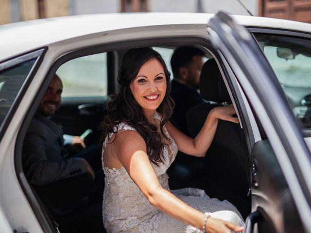 La boda de Cristi y Samuel en San Cristóbal de La Laguna, Santa Cruz de Tenerife 11