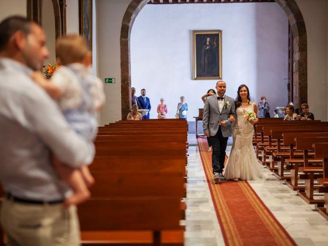 La boda de Cristi y Samuel en San Cristóbal de La Laguna, Santa Cruz de Tenerife 15
