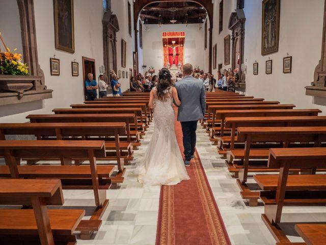 La boda de Cristi y Samuel en San Cristóbal de La Laguna, Santa Cruz de Tenerife 16