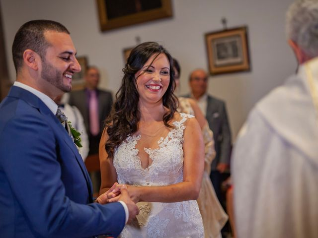 La boda de Cristi y Samuel en San Cristóbal de La Laguna, Santa Cruz de Tenerife 18