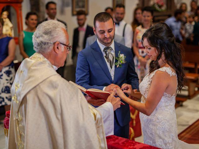 La boda de Cristi y Samuel en San Cristóbal de La Laguna, Santa Cruz de Tenerife 19
