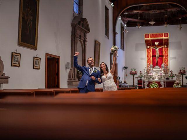 La boda de Cristi y Samuel en San Cristóbal de La Laguna, Santa Cruz de Tenerife 20