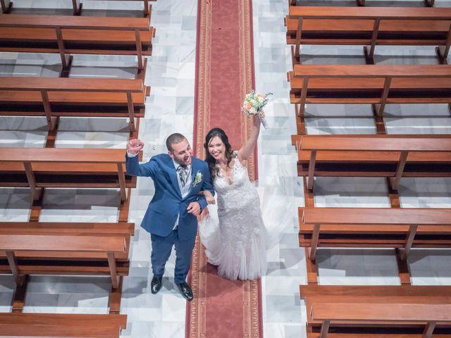 La boda de Cristi y Samuel en San Cristóbal de La Laguna, Santa Cruz de Tenerife 21