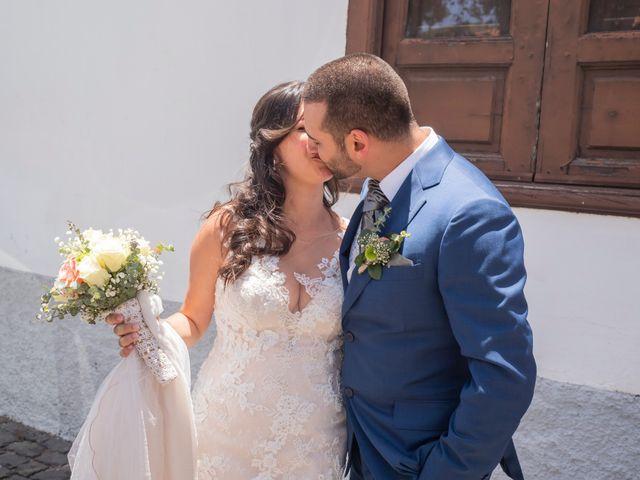 La boda de Cristi y Samuel en San Cristóbal de La Laguna, Santa Cruz de Tenerife 23