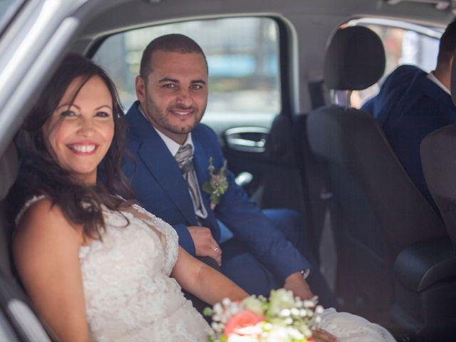 La boda de Cristi y Samuel en San Cristóbal de La Laguna, Santa Cruz de Tenerife 24