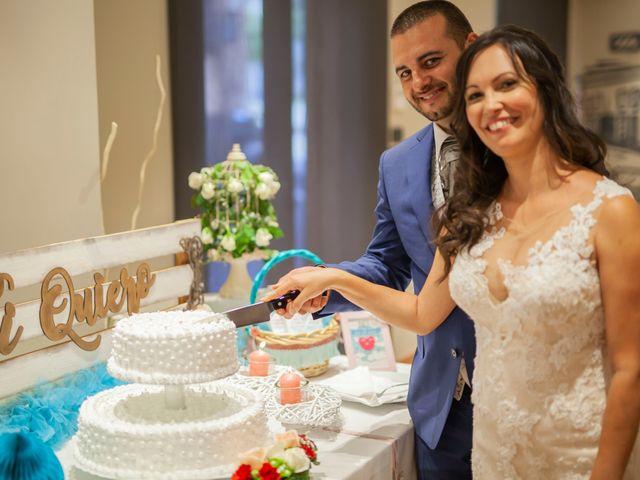 La boda de Cristi y Samuel en San Cristóbal de La Laguna, Santa Cruz de Tenerife 35