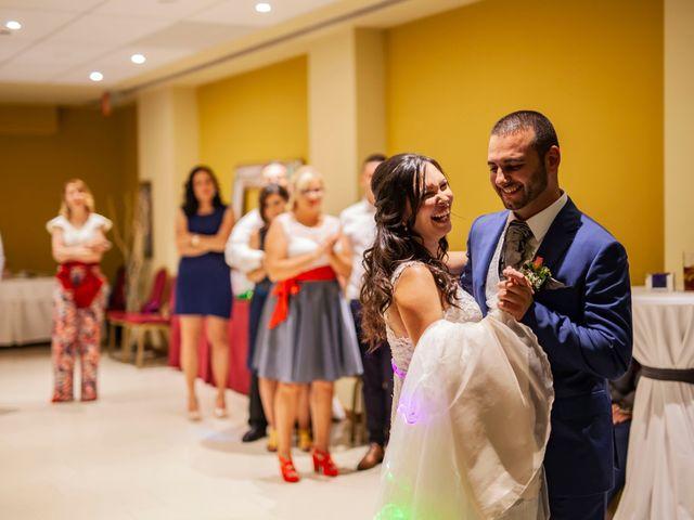 La boda de Cristi y Samuel en San Cristóbal de La Laguna, Santa Cruz de Tenerife 36