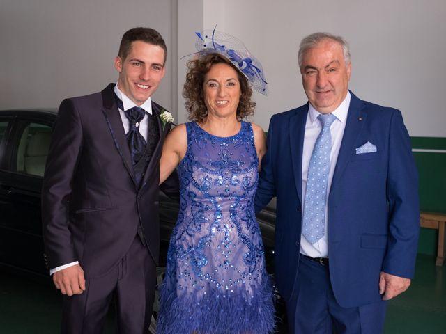 La boda de Fernando y Lidia en Laguardia, Álava 16
