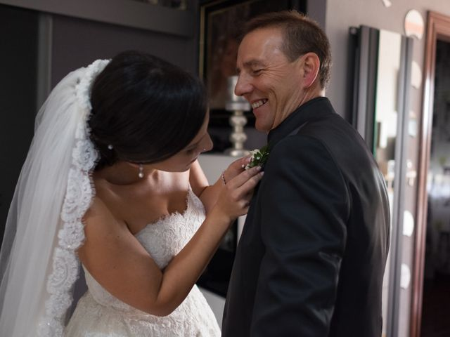 La boda de Fernando y Lidia en Laguardia, Álava 27