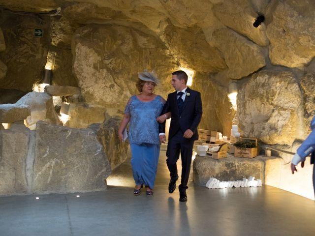 La boda de Fernando y Lidia en Laguardia, Álava 29