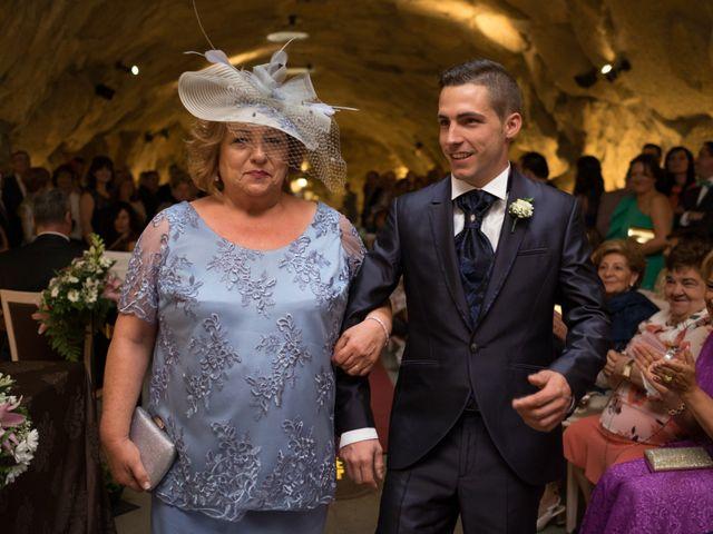 La boda de Fernando y Lidia en Laguardia, Álava 30