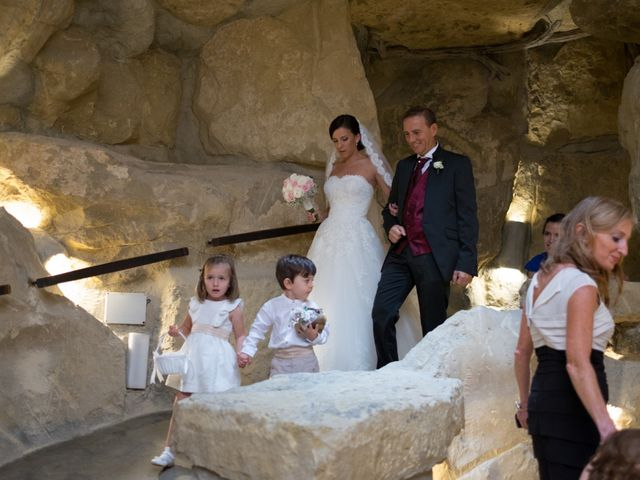 La boda de Fernando y Lidia en Laguardia, Álava 31