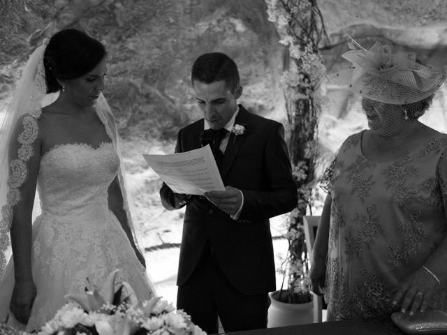 La boda de Fernando y Lidia en Laguardia, Álava 34