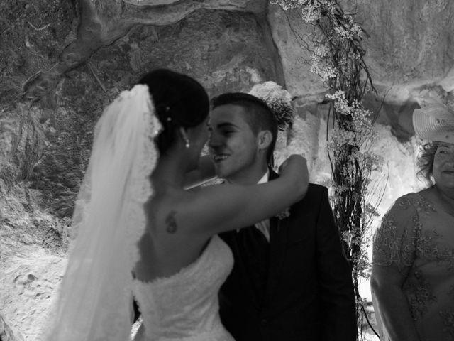 La boda de Fernando y Lidia en Laguardia, Álava 36