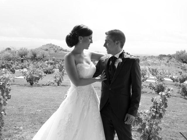 La boda de Fernando y Lidia en Laguardia, Álava 41