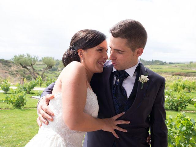 La boda de Fernando y Lidia en Laguardia, Álava 42